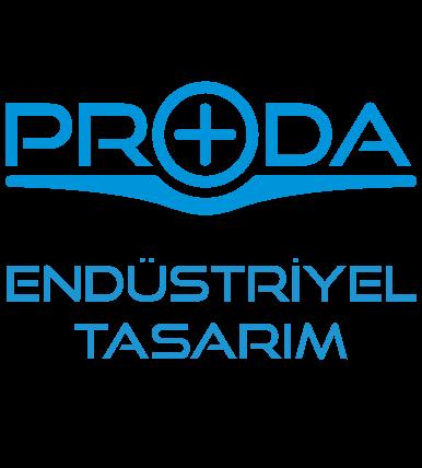 PRODA Endüstriyel Tasarım Logo